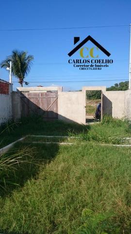 Gm cód 145 Excelente Terreno em Arraial do Cabo todo Murado !! - Foto 4