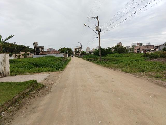 Terreno pronto para construir, rua sera asfaltada!!! Morretes Itapema - Foto 3