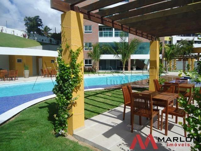 Apartamento Paradise Village/Capim Macio, com 2/4 sendo 1 suíte e 55m² - Foto 5