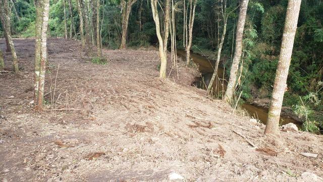 Chácara Agudos do Sul - 50 mts da Br c/ Tanque e rio - Foto 14