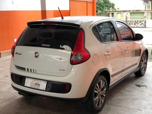 Fiat Palio Sporting 1.6 Flex Automatico 2016 Completo Muito Muito Conservado - Foto 9