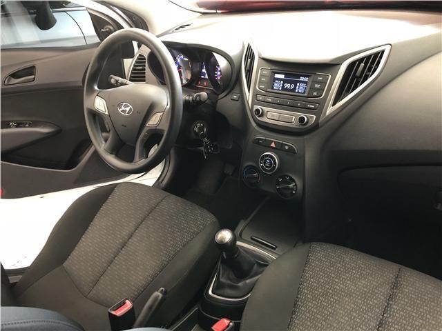 Hyundai Hb20 2018 só 11.000 km - Foto 7
