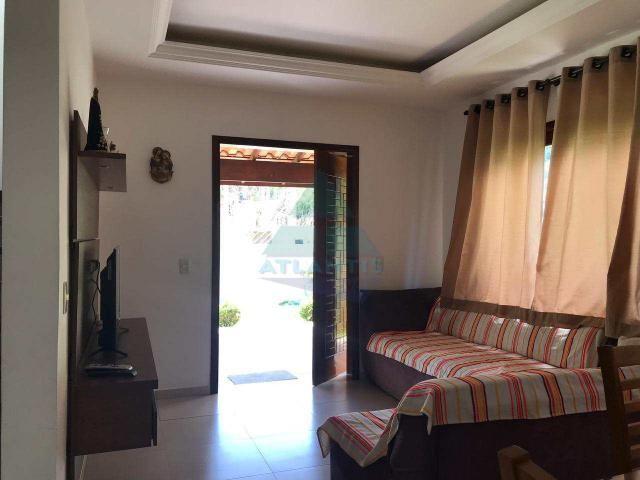 Casa à venda com 3 dormitórios em Praia lagoinha, Ubatuba cod:1049 - Foto 2
