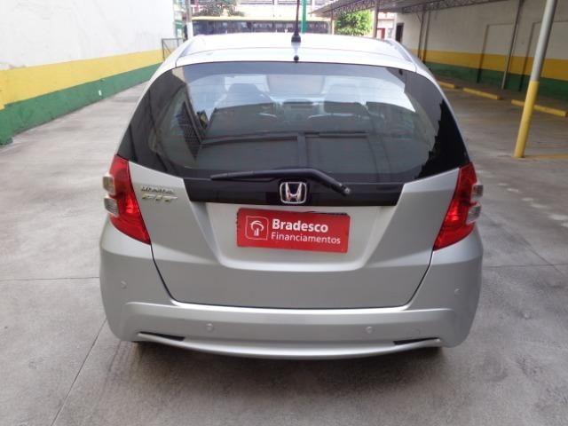 Honda Fit 1.5 EX Automático Completo + GNV Injetado de 5° Geração ! Top de Linha ! - Foto 2