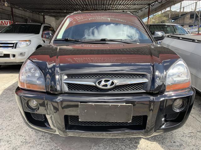 Hyundai Tucson GLS - 2015 - Completo - Oportunidade -