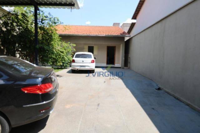 Casa com 3 dormitórios à venda, 125 m² por r$ 290.000,00 - residencial recanto do bosque - - Foto 3