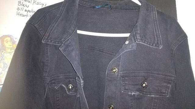 Vendo jaquetas e casaco usado - Foto 2