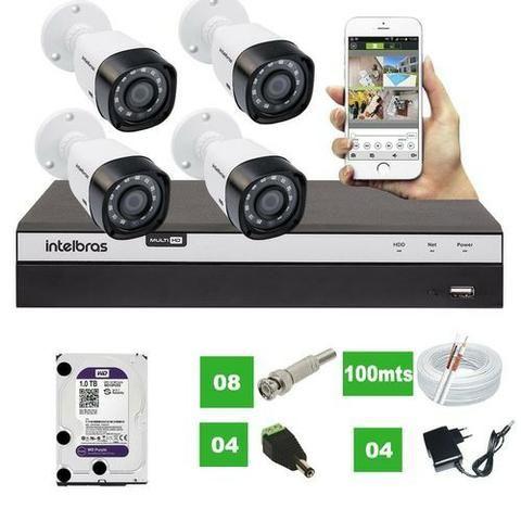Câmeras, Alarmes e Serviços - Foto 2
