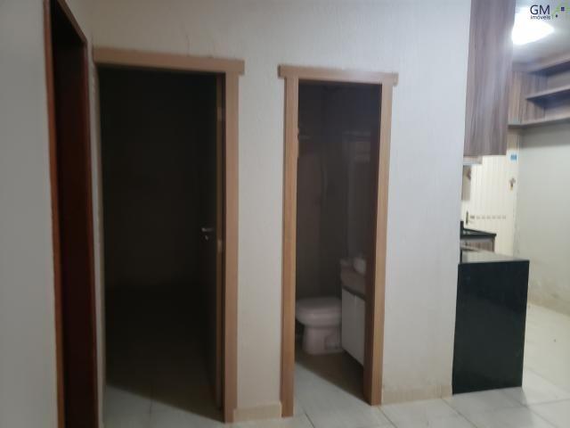 03 quartos / armários / garagem / preço de apartamento / casa térrea / setor de mansões - Foto 2