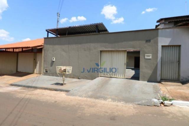 Casa com 3 dormitórios à venda, 125 m² por r$ 290.000,00 - residencial recanto do bosque - - Foto 2