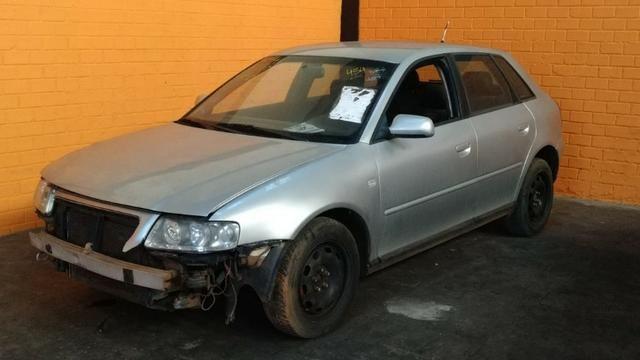 Sucata Audi A3 2005 04 03 1.8 Aspirado Para Retirada de Peças