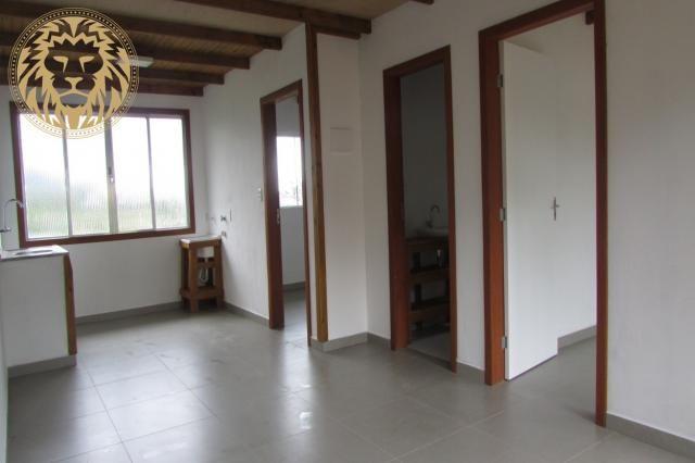 Casa 2 dormitórios para aluguel anual no rio tavares em florianópolis. - Foto 5