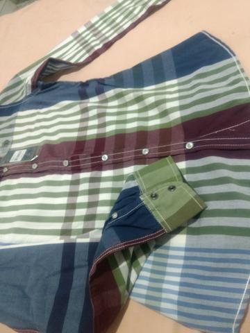 Camisa FEM( Pacific Blue) - Foto 4