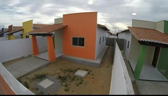 Pronta pra Morar Use seu FGTS na entrada Parcelas R$ 450,00  Casa 2/4 em Nova Esperança