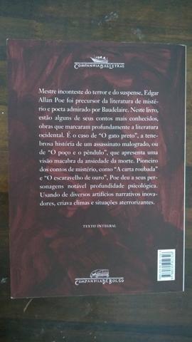Histórias Extraordinárias (Edgar Allan Poe) - Foto 2