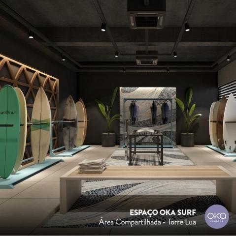 Studio com 1 dormitório à venda, 38 m² - campeche - florianópolis/sc - Foto 13