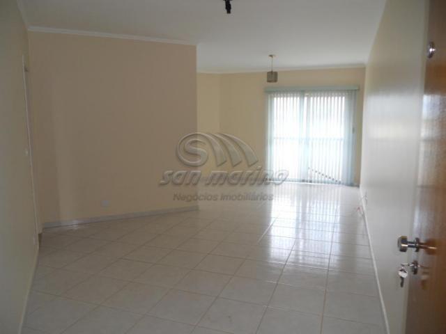 Apartamento para alugar com 3 dormitórios em Jardim santa rita, Jaboticabal cod:L4697 - Foto 2