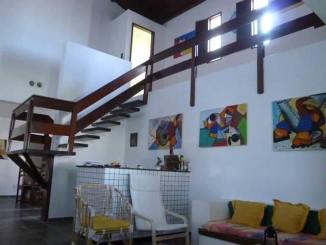 Sobrado, Genipabu, Beira Mar, 5 Quartos, Construção 335m2, Terreno 562m2, Espaço Gourmet - Foto 8