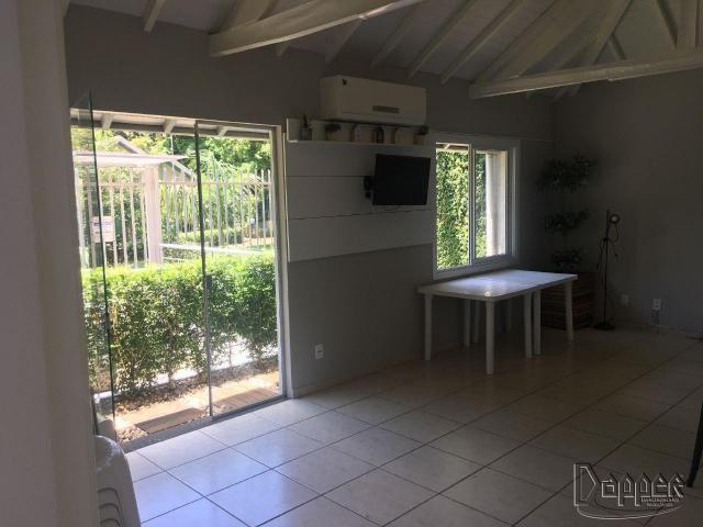 Apartamento à venda com 2 dormitórios em Vila nova, Novo hamburgo cod:17735 - Foto 14