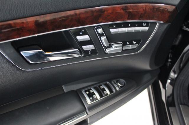 MERCEDES-BENZ S 63 AMG 2009/2009 6.2 V8 GASOLINA 4P AUTOMÁTICO - Foto 9