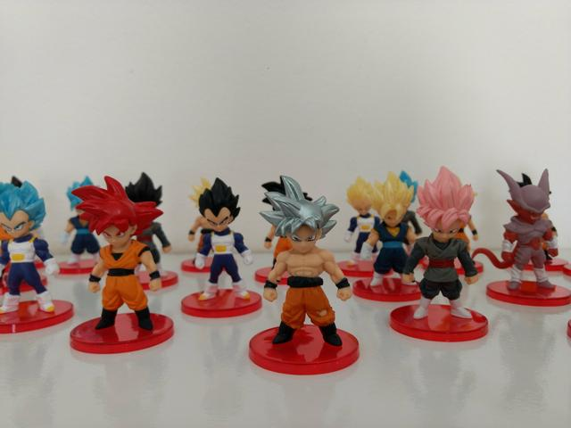 Miniaturas Dragon Ball !!! - Foto 5