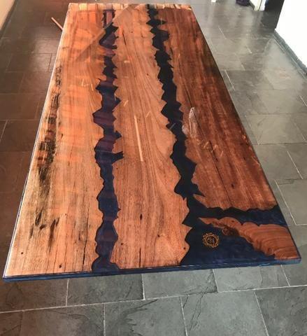 Mesa de Jantar (River Table) - Foto 3