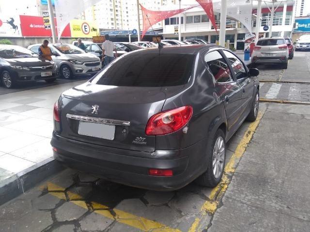 Peugeot 207 Sedan Passion XS 1.6 8V Flex 2010 (81) 99124.0560 - Foto 10