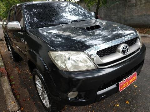 Toyota Hilux 4x4 3.0 Dies Aut - Foto 8