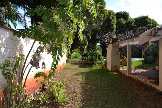 Chácara com 4 dormitórios à venda, 2450 m² por r$ 600.000 - condomínio estância beira rio  - Foto 11