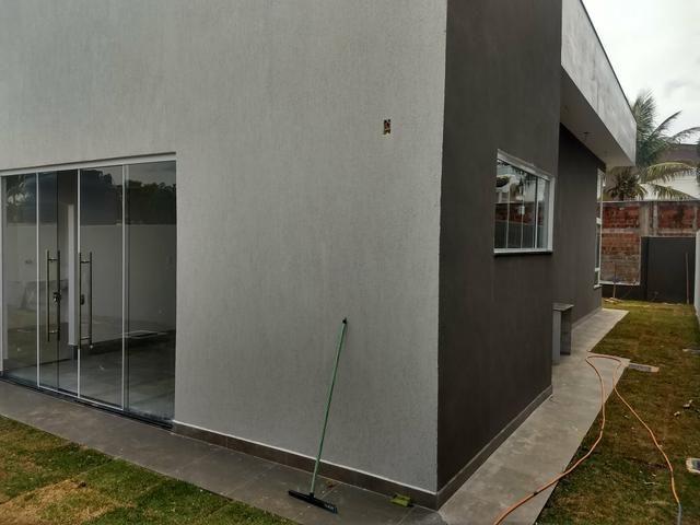 Arniqueiras QD 04 Casa 3 qts 2 suítes fino acabamento condomínio só 690mil Ac Imóvel - Foto 4