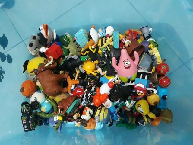 Brinquedos Diversos - LOTE PROMOCIONAL