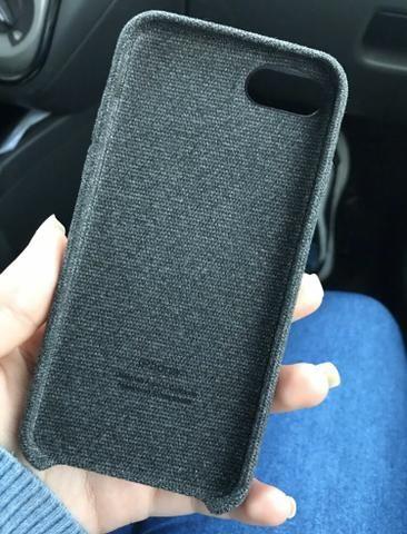 Capinha de tecido iPhone 7/8 - Foto 4