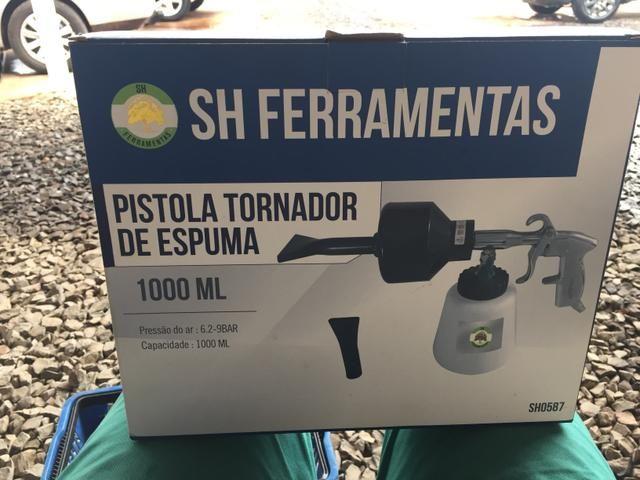 Tornador de espuma - Foto 2