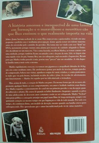 Livro Marley e Eu - Foto 2