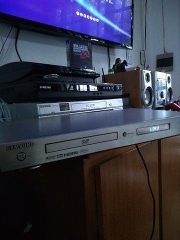 Dvd Samsung funcionando perfeitamente entrada HDMI - Foto 2