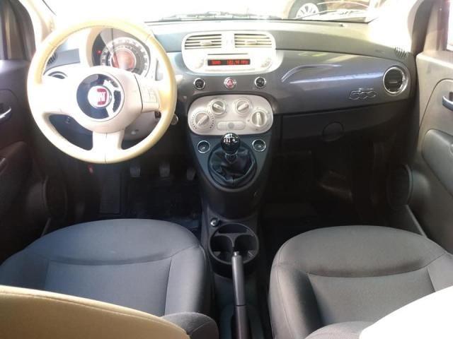 FIAT 500 2013/2013 1.4 CULT 8V FLEX 2P MANUAL - Foto 5
