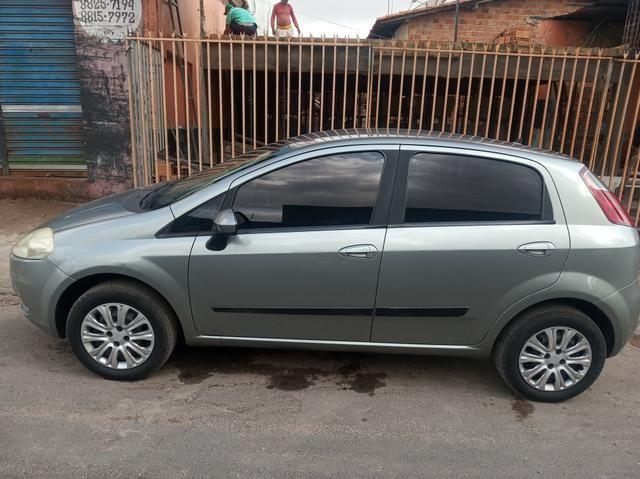Fiat Punto 1.4 Attractive 2011 Completo - Foto 4