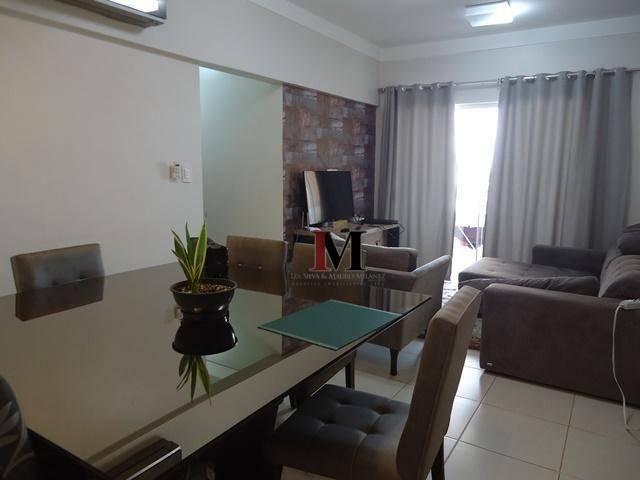 vendemos apartamento mobiliado com 2 quartos no Res Torre de Italia - Foto 2