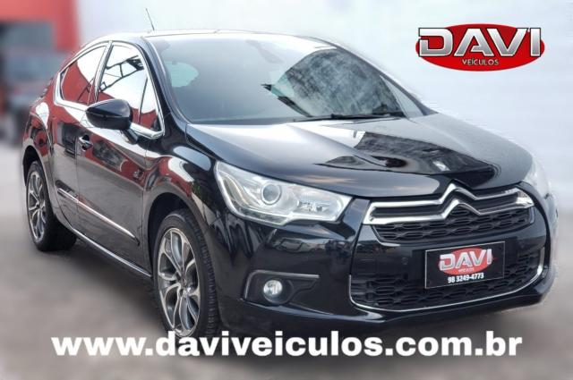 CITROËN DS4 2013/2014 1.6 MPFI 16V TURBO INTERCOOLER GASOLINA 4P AUTOMÁTICO