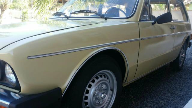 VW Brasília 1974 Relíquia