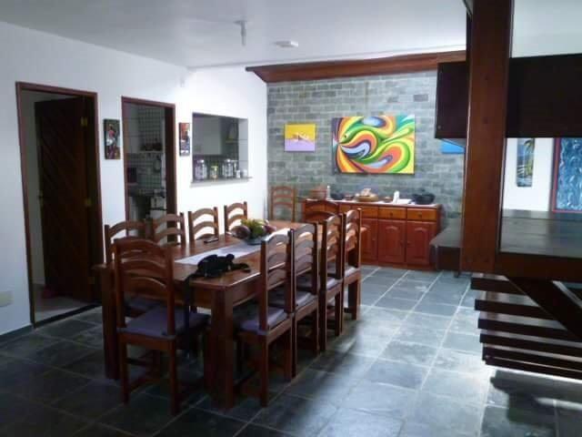 Sobrado, Genipabu, Beira Mar, 5 Quartos, Construção 335m2, Terreno 562m2, Espaço Gourmet - Foto 10