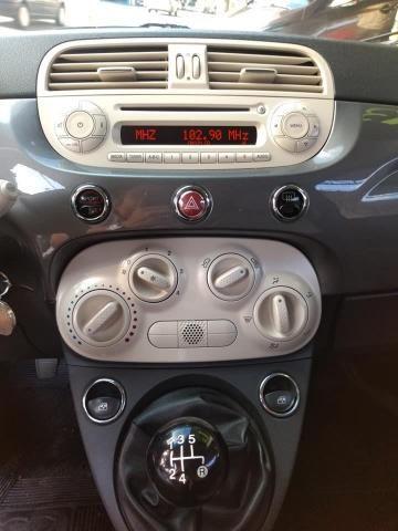 FIAT 500 2013/2013 1.4 CULT 8V FLEX 2P MANUAL - Foto 10