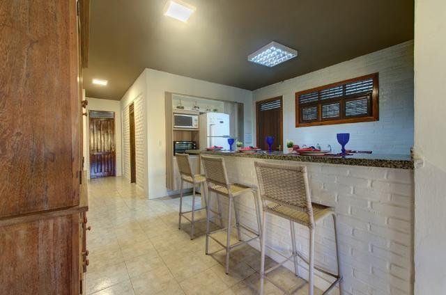 Alugo - Casa Super Confortável - 8 Suítes Ar/TV/Box - 30 Pessoas - Próxima Beach Park - Foto 12