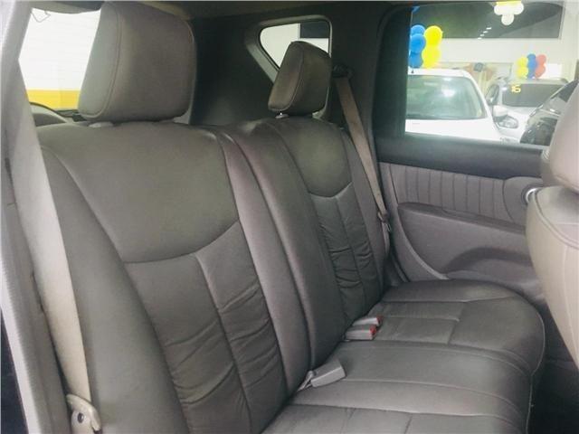 Nissan Livina 1.8 sl 16v flex 4p automático - Foto 13