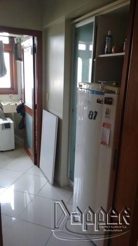 Apartamento à venda com 2 dormitórios em Pátria nova, Novo hamburgo cod:13415 - Foto 8