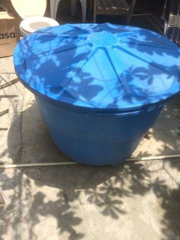 Caixa d'água valor 100 reai