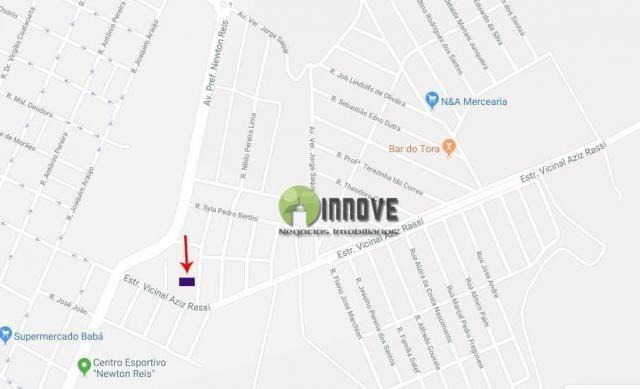 Terreno à venda, 380 m² por r$ 120.000,00 - humberto pereira lima - jardinópolis/sp