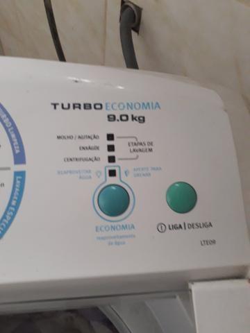 Máquina de lavar Electrolux 9 kilos - Foto 3