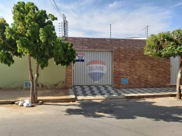 Casa com 2 dormitórios para alugar, 93 m² por r$ 800/mês - betolândia - juazeiro do norte/