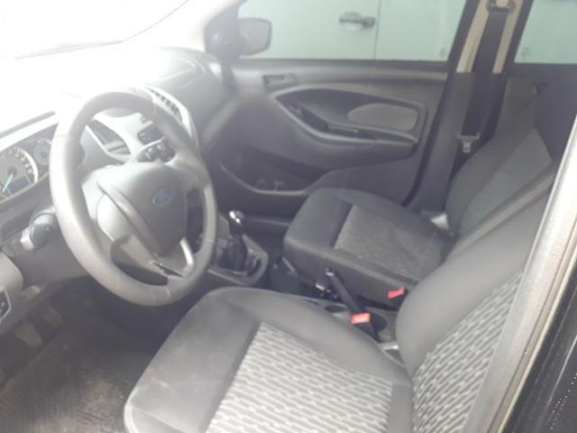 Ford ka hatch/ completo +gnv - Foto 4